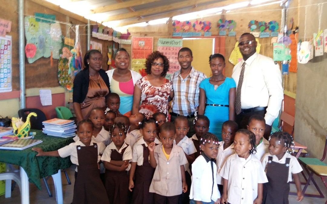 New School Birthed Out of Vision in Jamaica