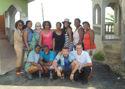 12 Ministers Winning The Lost In Spaulding, Jamaica