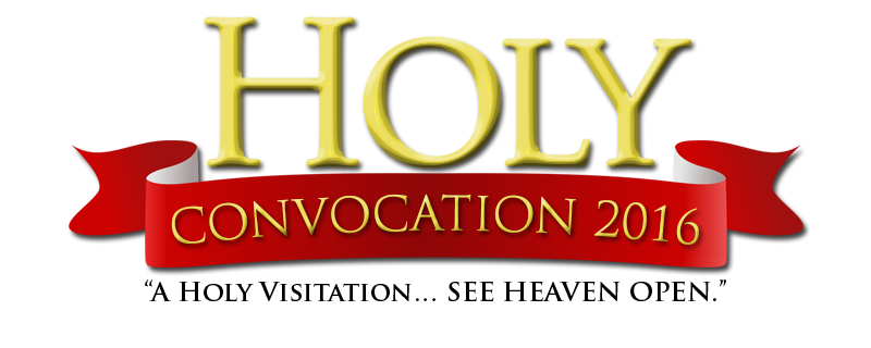 Holy Convocation 2016