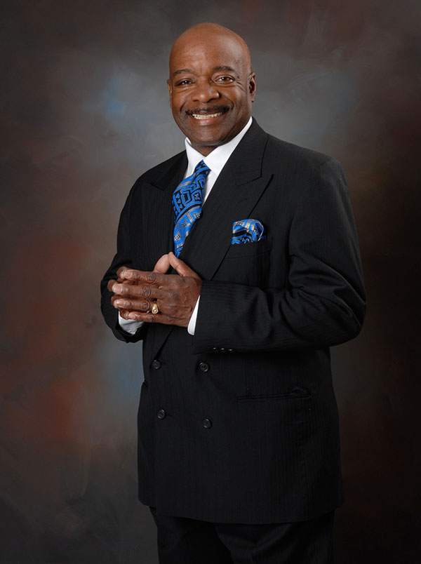 Pastor Roosevelt Johnson